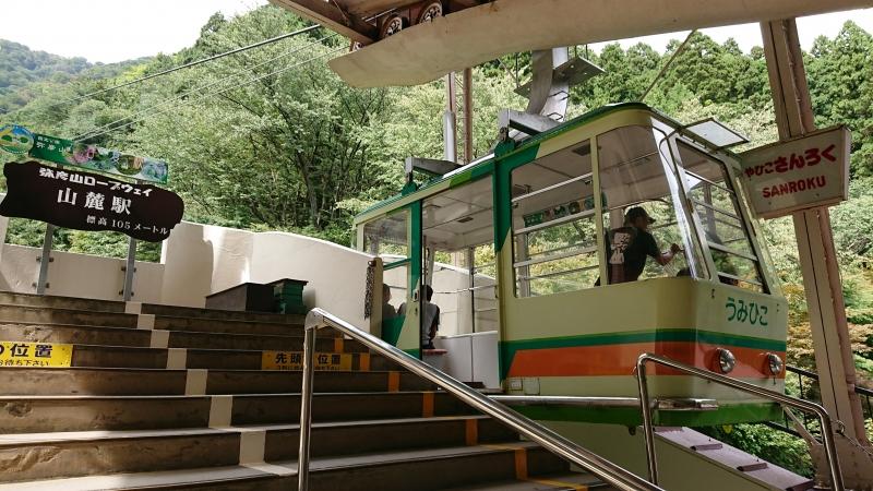 Gondra to Mt Yahiko top