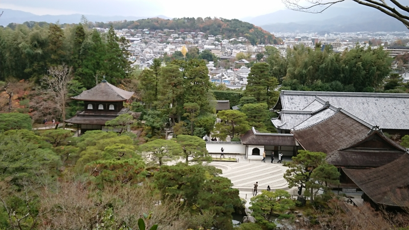Exclusive tour for handmade-lovers and Ginkakuji Temple