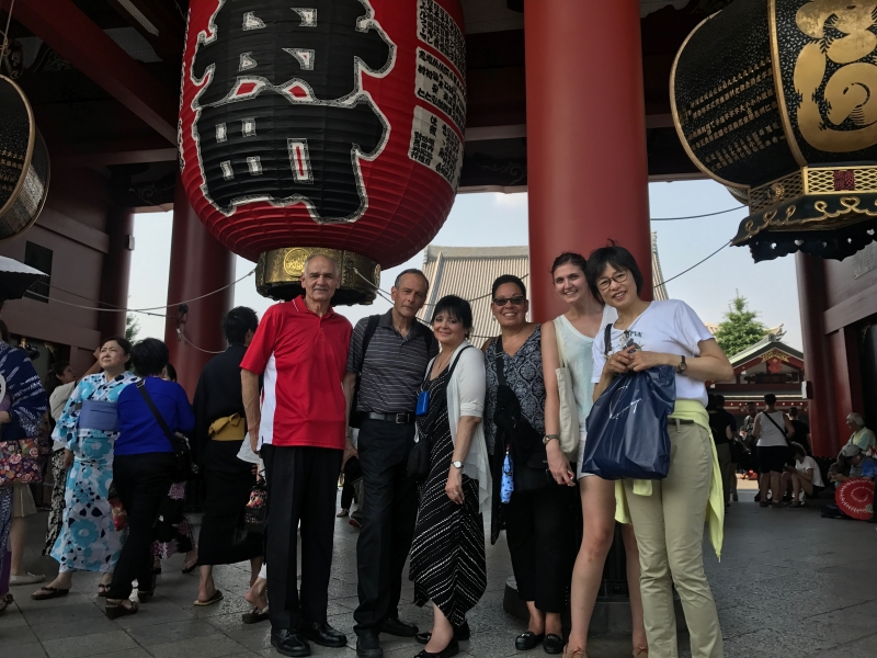 Sensoji Temple in Asakusa (#1)