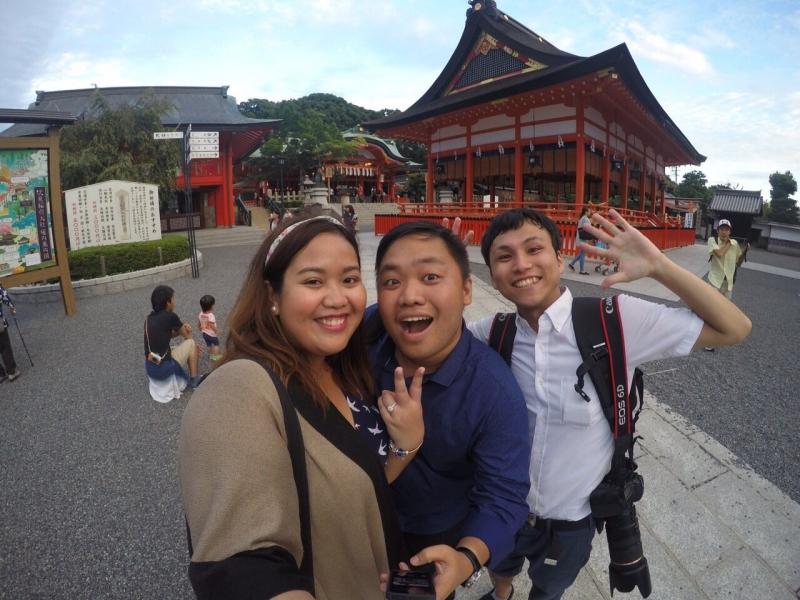 Kyoto Yasaka shrine
