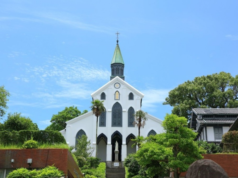 OHURA Cathedral