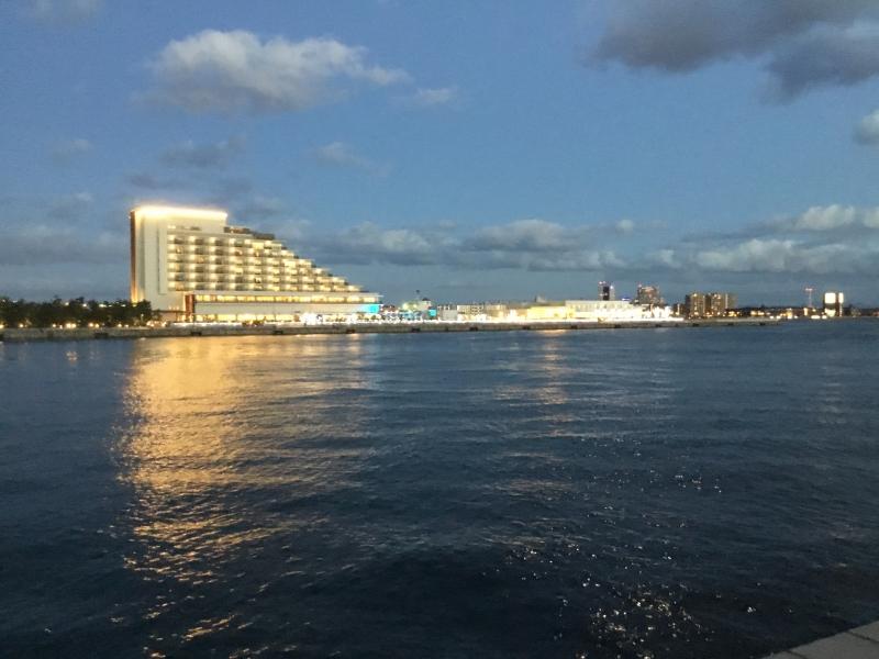 Port of Kobe opened around 150 years ago