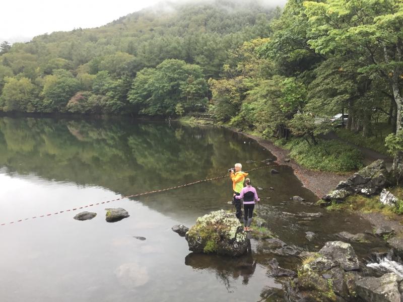 Yunoko lake is located on the 4th layer Nikko land.