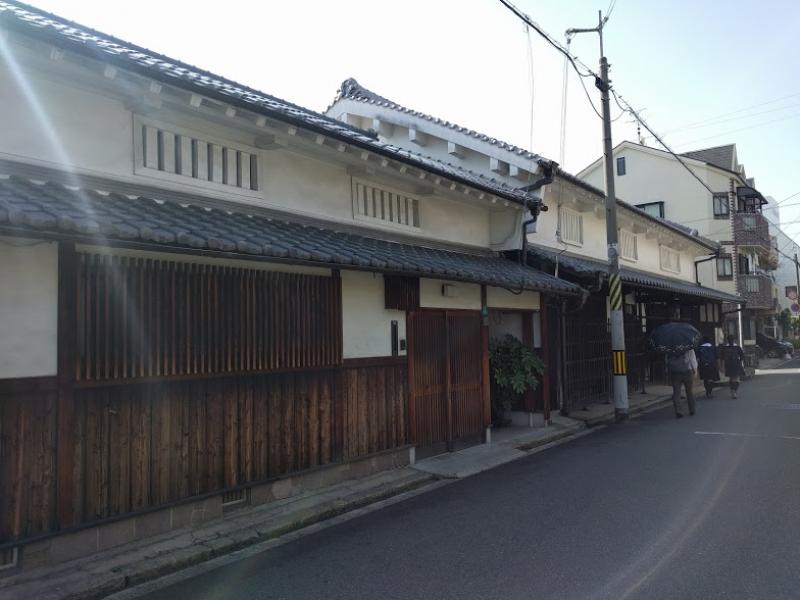 Hirano historical town
