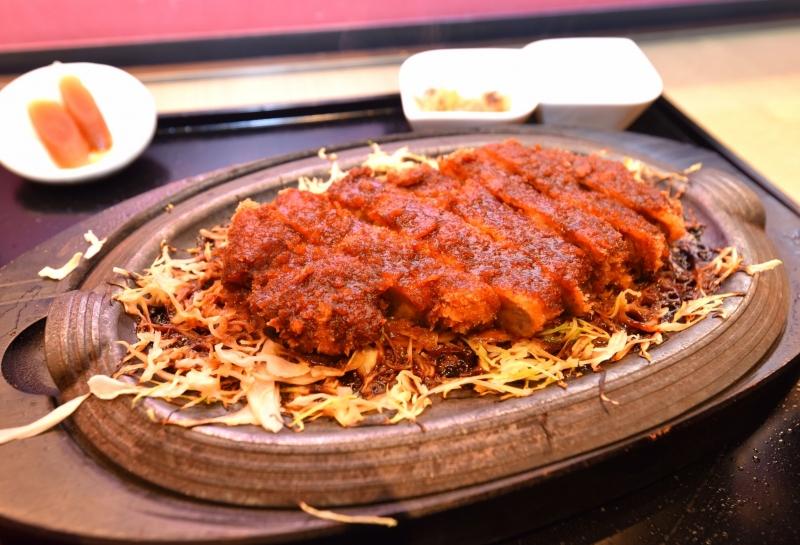 Nagoya unique food