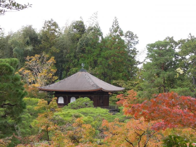 Ginkaku ( Silver Pavilion )
