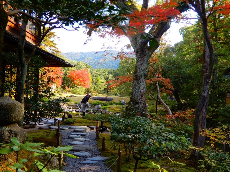 At Murin-an Garden