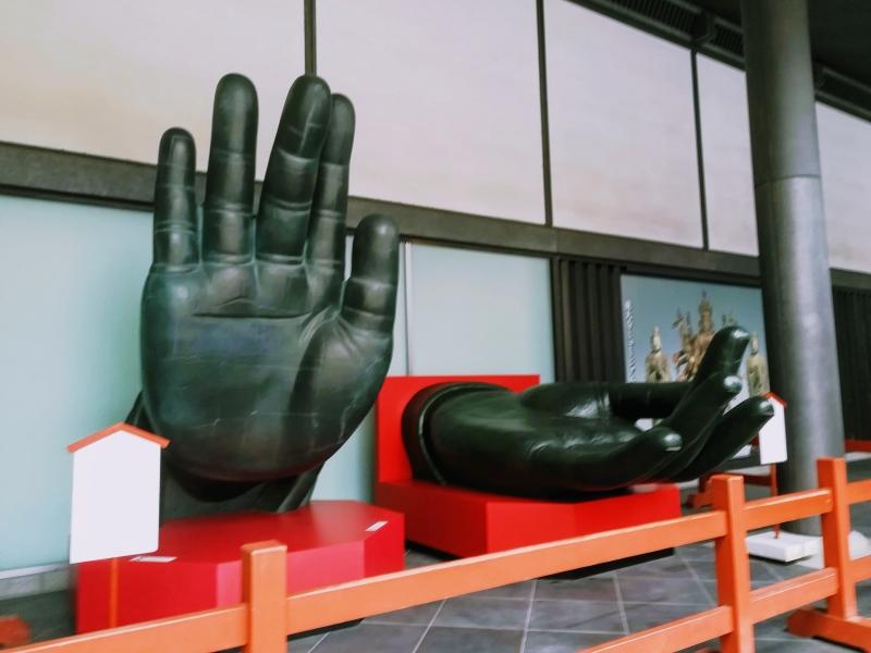 Replica of Budda