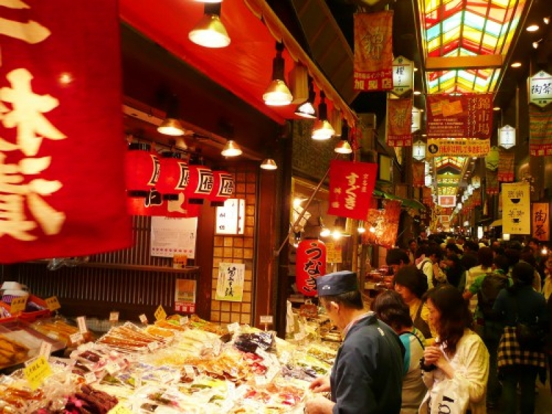Japanese foods introduction tour
