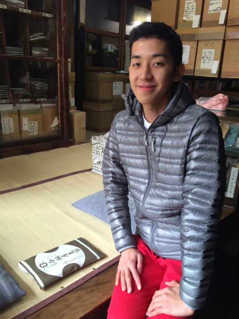 Buy some Tabi (Japanese traditional socks for Kimonos)