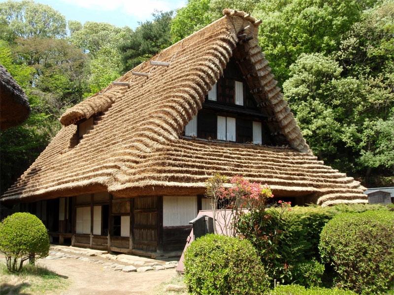 Japan Open-air Folk Houses Museum