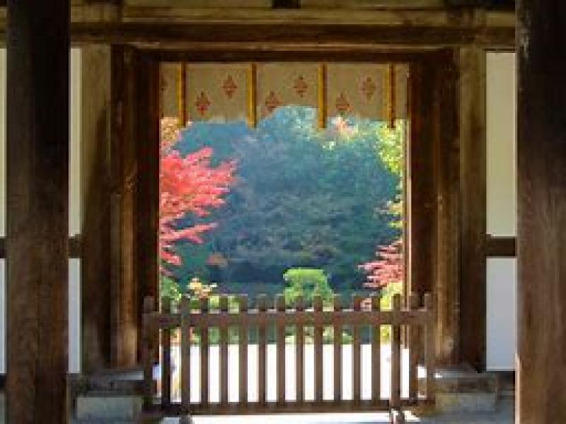 Gate of Enshouji