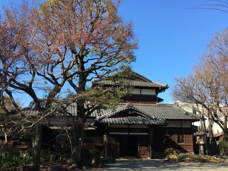 Old Asakura House in Daikanyama