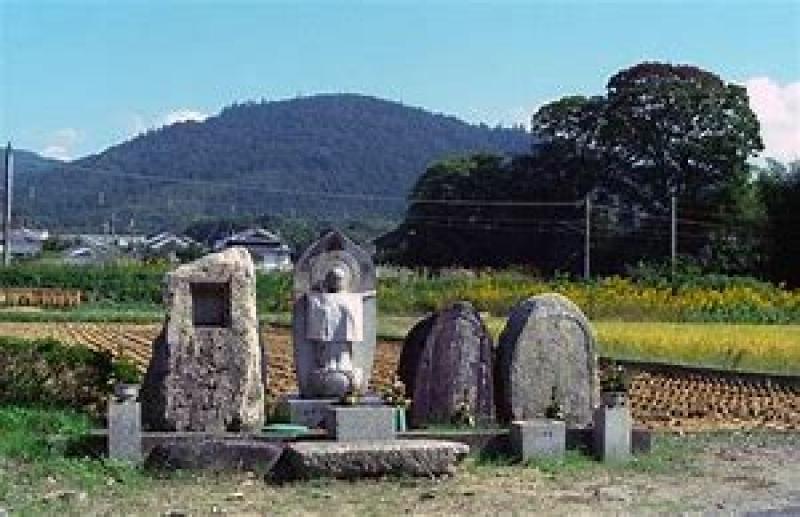 Landscape of Yamanobe no michi