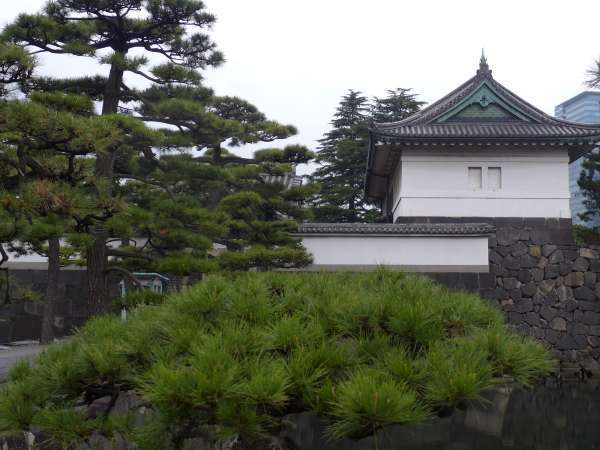 Outlook of the Imperial palace