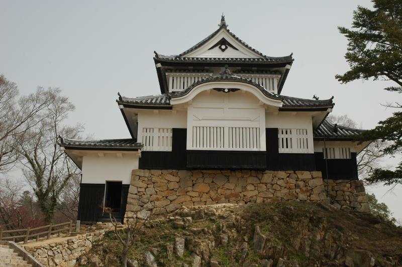 Bitchu Matsuyama Castle, oldest and highest in Japan