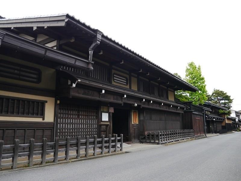 The Kusakabe Folk Museum in Takayama