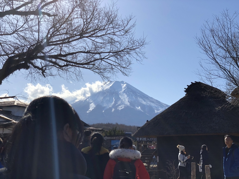 One day to know Mt. Fuji!