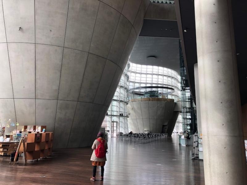 National Art Centre at Roppongi