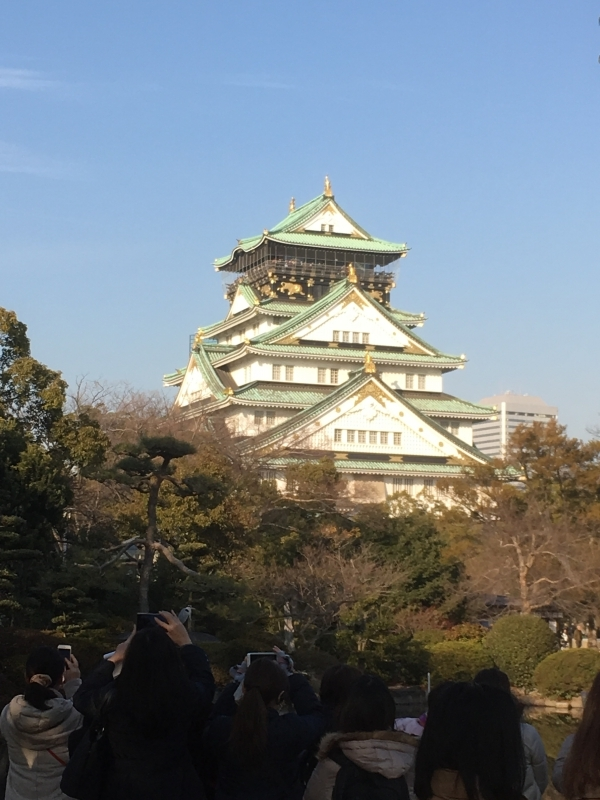 Osaka Castle is the symbol of Osaka. Enjoy a magnificent panoramic view of Osaka City from the observatory at the top of the main tower.