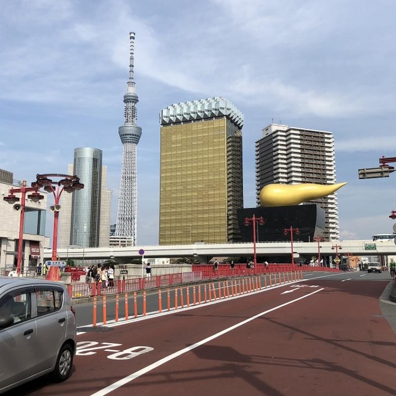 Asakusa (near water bus terminal)