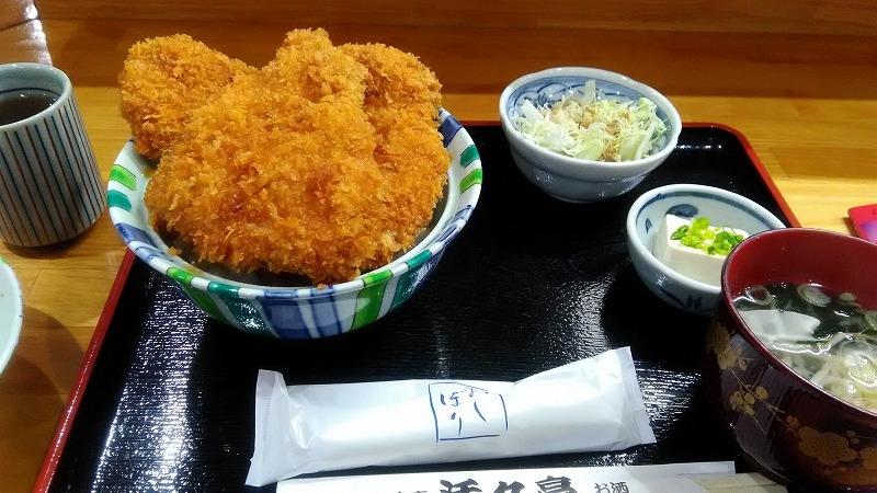 The local speciality is big cutlet with sauce. Except that this dish, here this city offers you japanese dish.