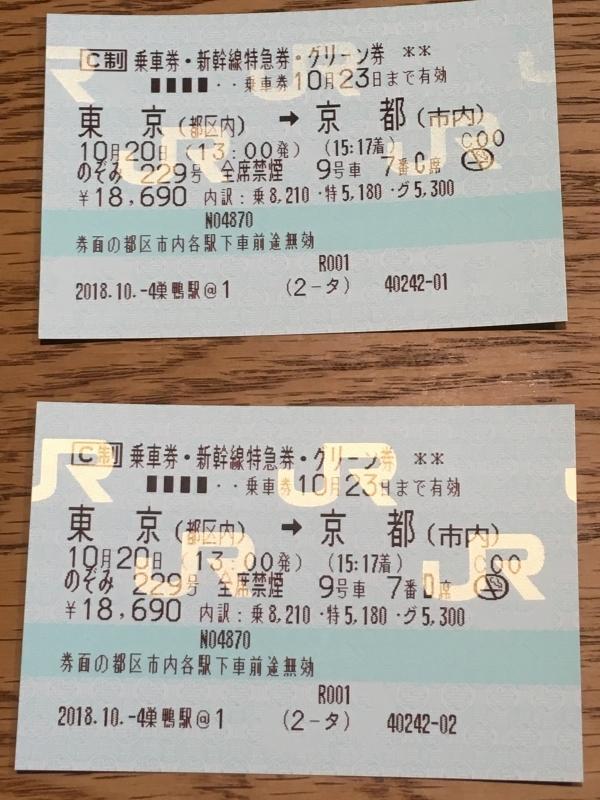 billetos de tren bala