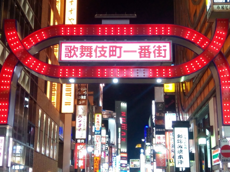 If you want night life in Tokyo, Shinjuku is the answer. Also here, a various kinds of new activities available.