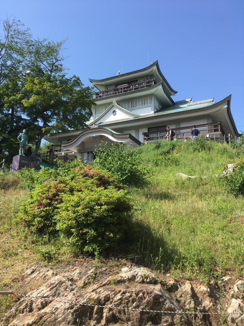 Komaki yama Castle