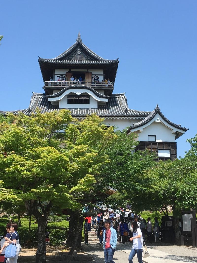National Treasure Inuyama Castle
