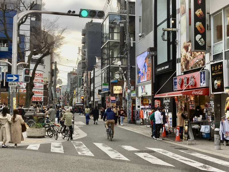 Full-Day Private Guided Tour to Osaka Minami Modern City