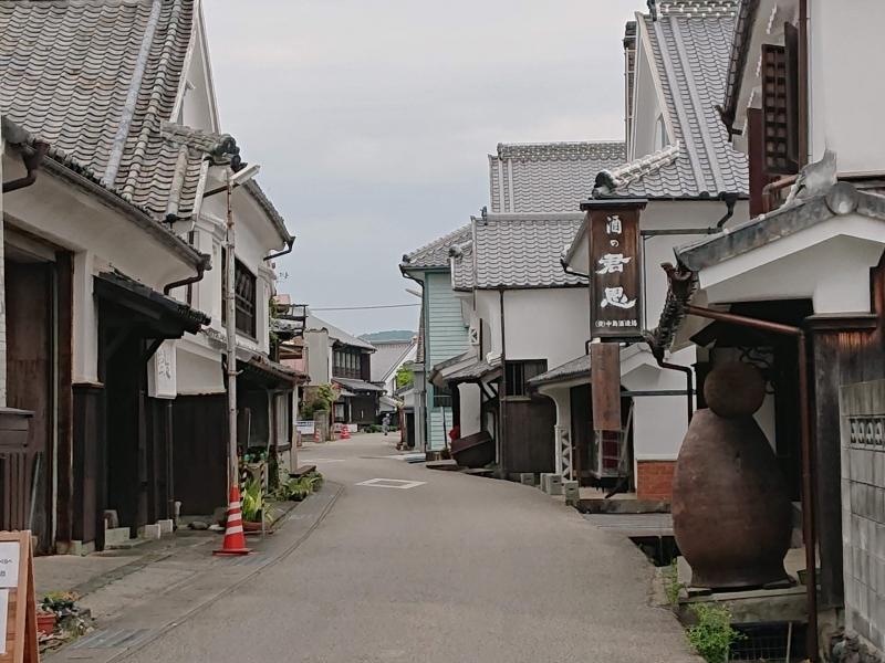 Japanese Sake Breweries in Kashima