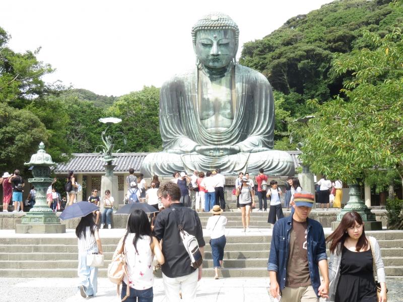 Hase Great Buddha Statue