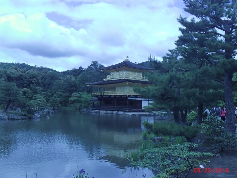 Kyoto / Kinkaku-ji temple