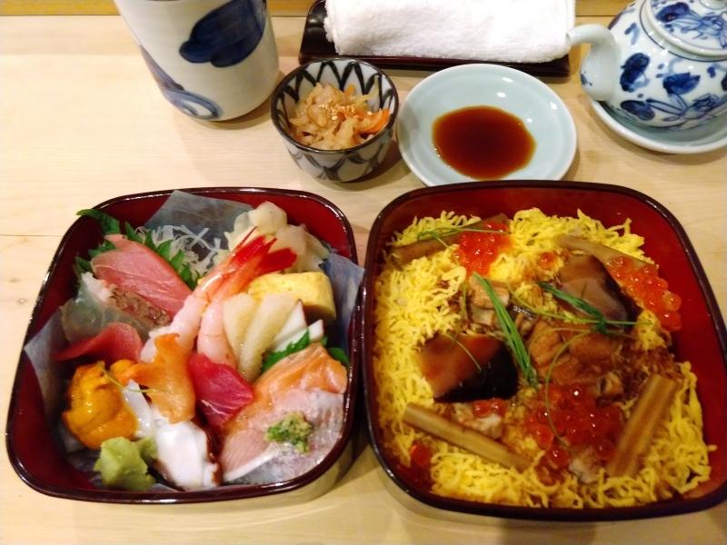 Kasane sushi