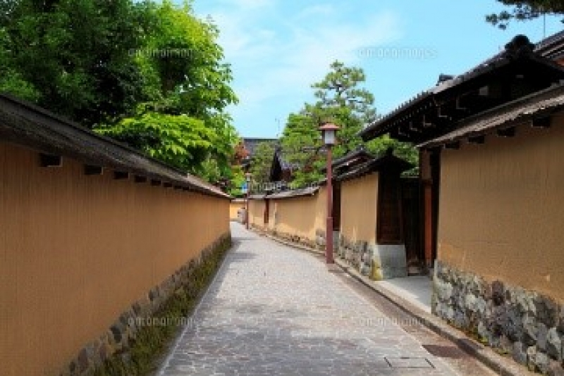 Samurai Residence located in Nagamachi district