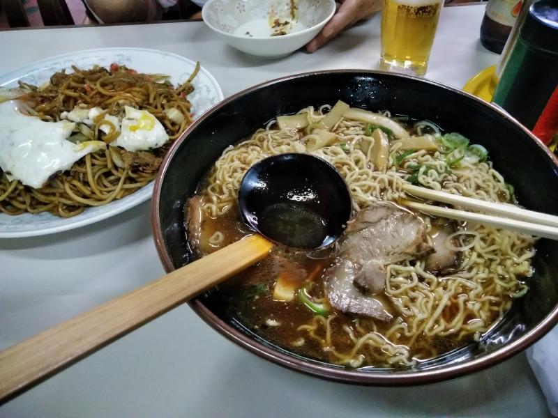 Takayama ramen noodles, local food!