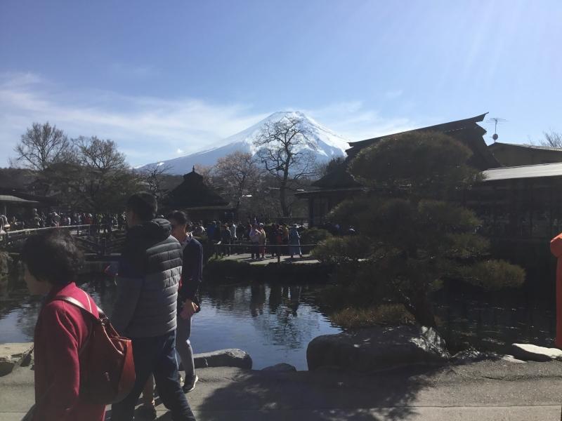 Oshino Hakkai is one of the component of UNESCO World Culture Heritage of Mt.Fuji.
