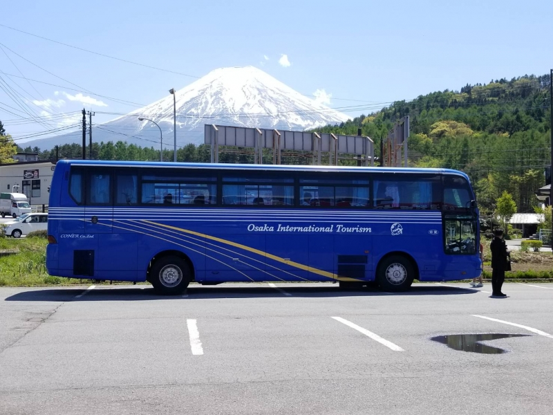 8 hour Osaka - Kyoto Tour with a Large Bus (up to 45 persons)