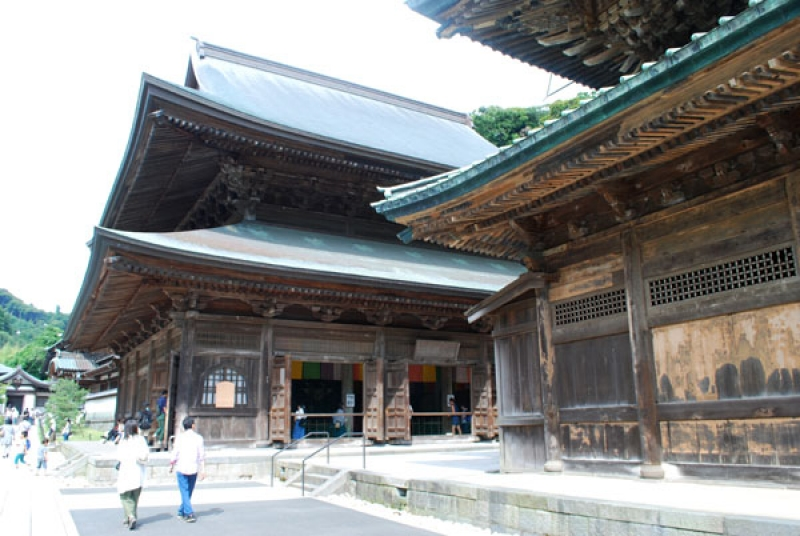Lecture Hall of Kenchoji Temple