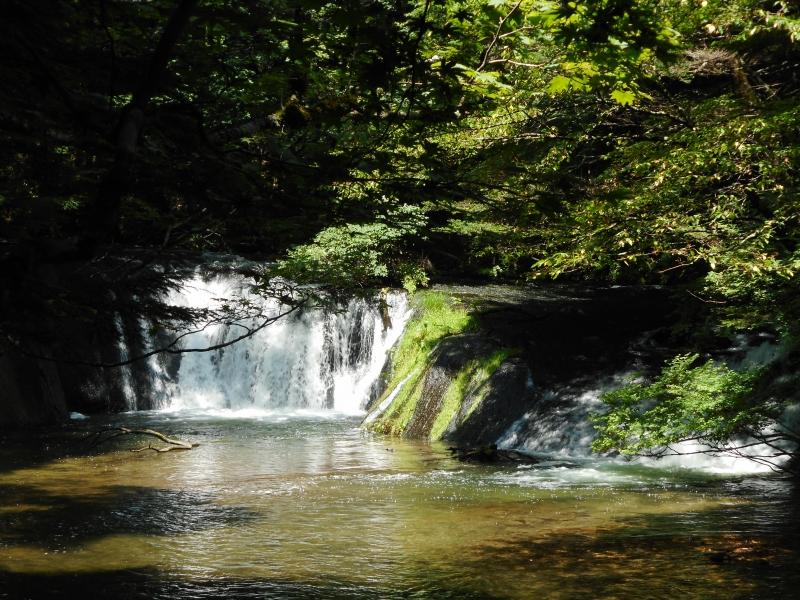 The Kodaki Falls