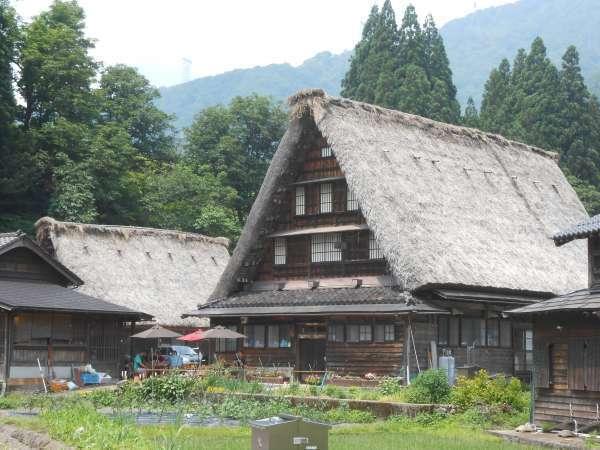 Suganuma Gassho village