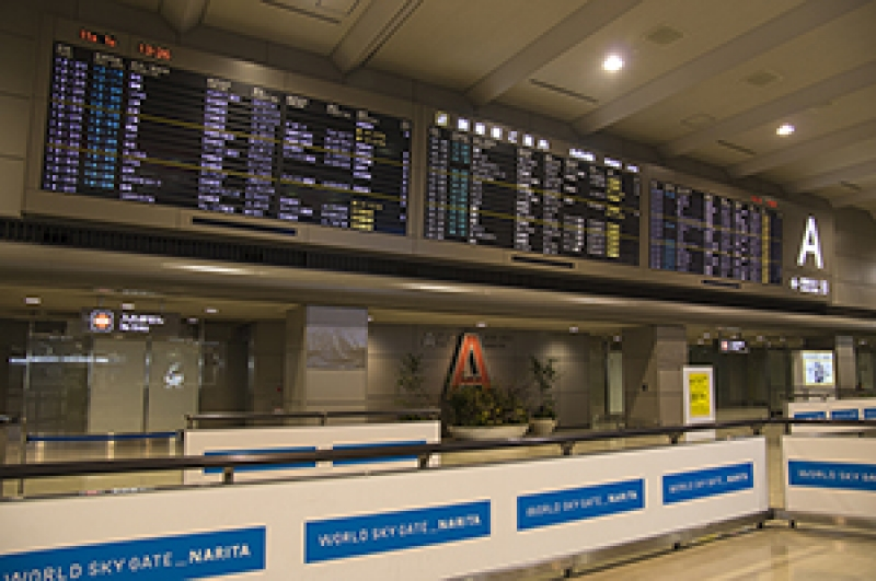 Transport sans souci de l'aeroport jusqu'à l'hôtel à Tokyo