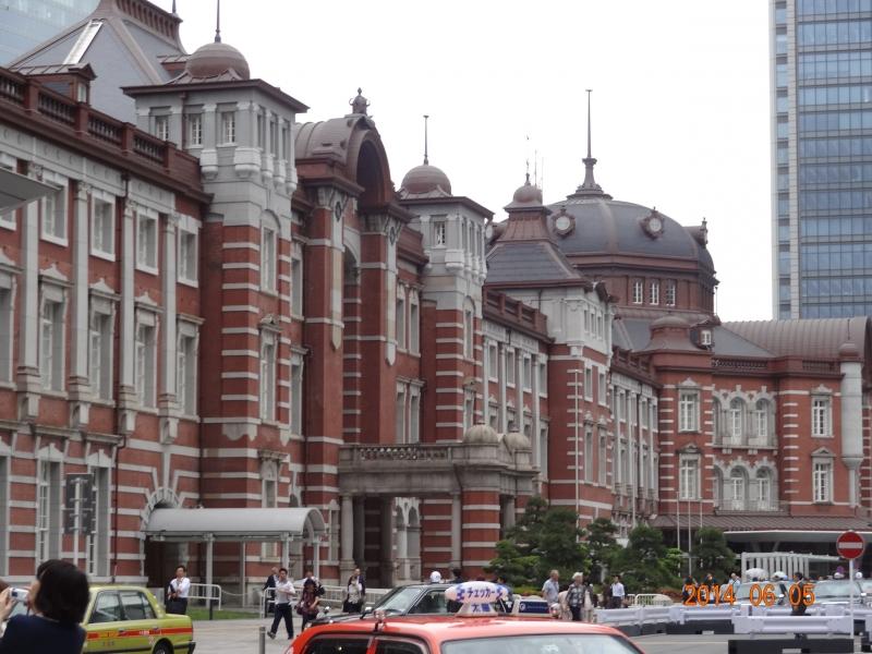JR Hbf Tokio,