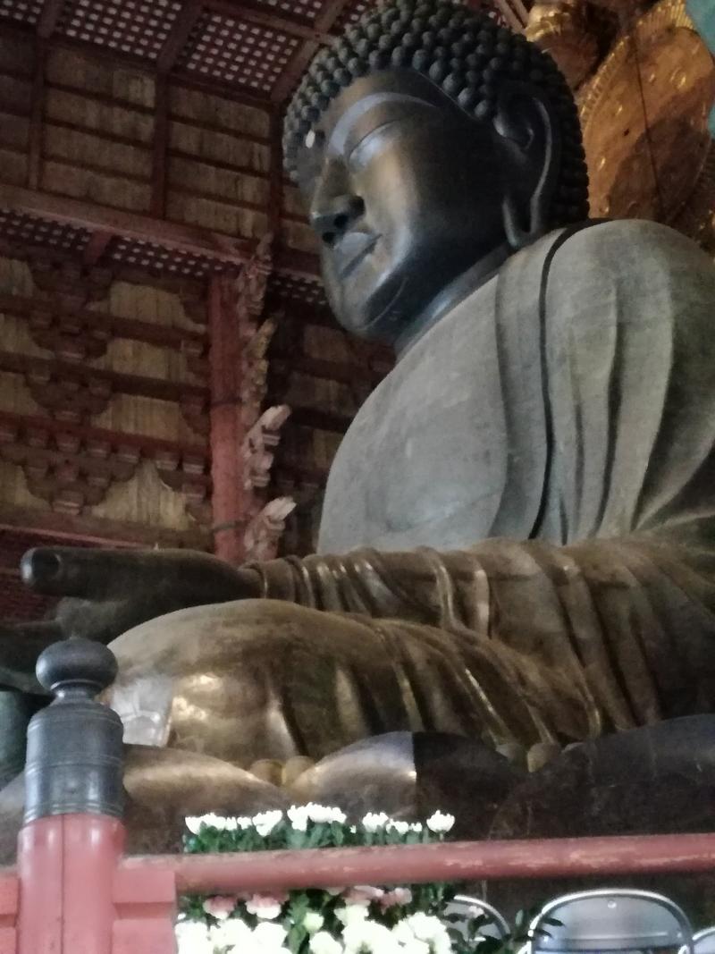 der Groser Buddha, Nara