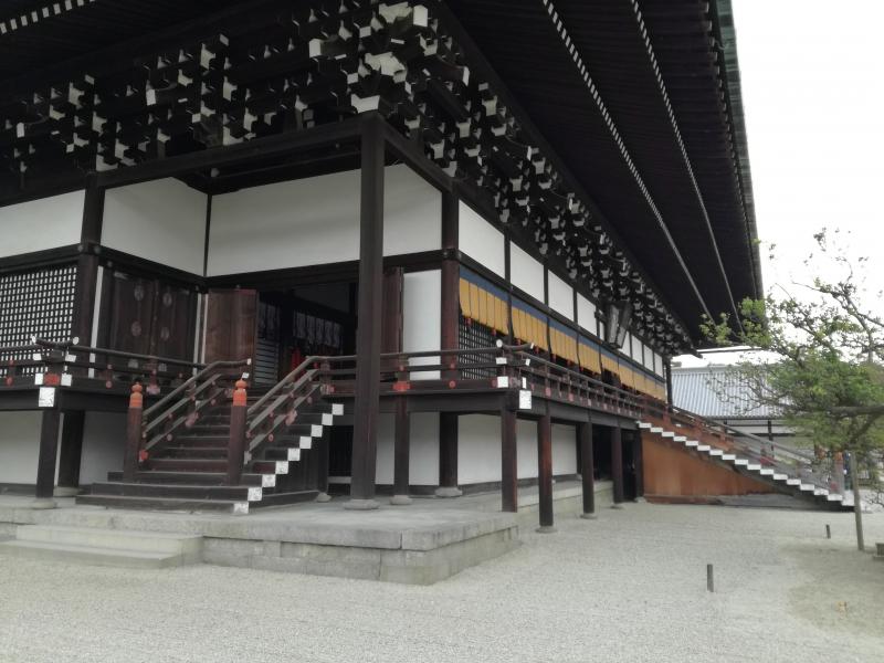 Kaiserpalast in Kyoto