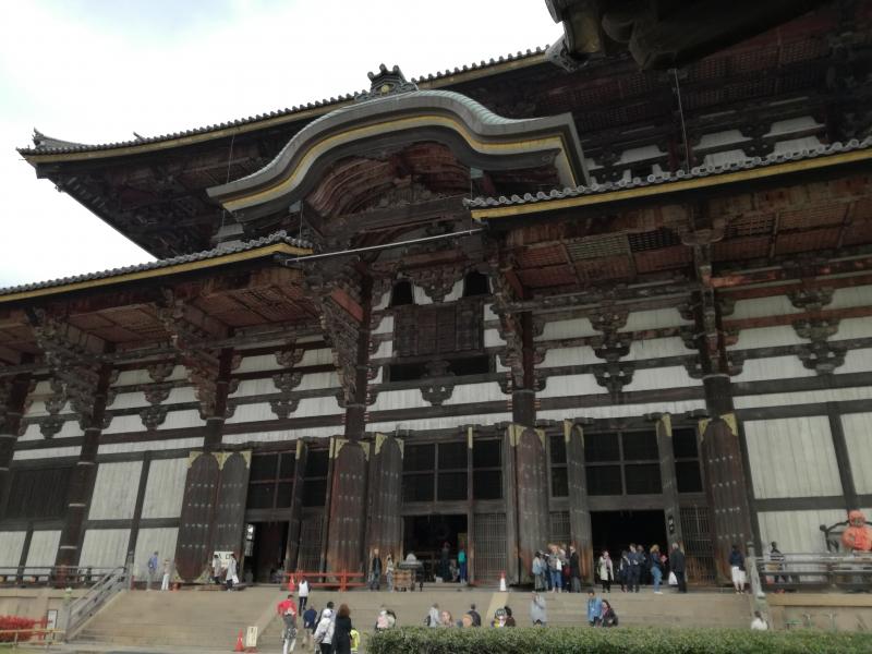 Todaiji-Tempel, Nara