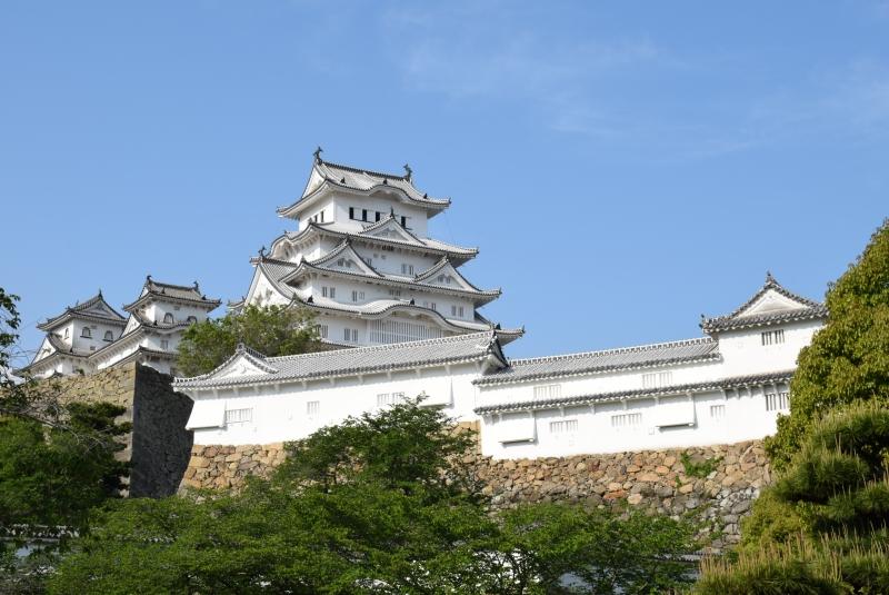 La torre principal del castillo