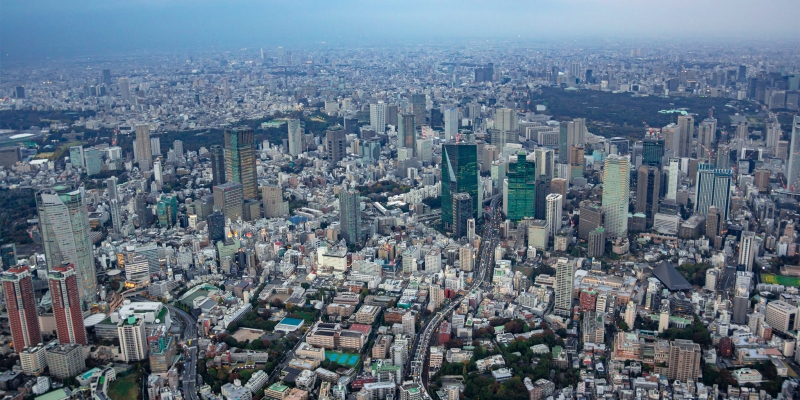[20 min] bayside and Skytree Tokyo helicopter tour