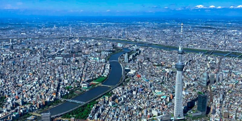 [90 Minutes] Tokaido Tour: Tokyo to Mt. Fuji Helicopter Tour